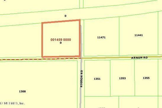 0 bed null bath Vacant Land at 0 Rigdon Rd Jacksonville, FL, 32220 is for sale at 69k - google static map