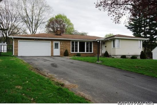 3 bed 2 bath Single Family at 36 BENTON CIR UTICA, NY, 13501 is for sale at 215k - google static map