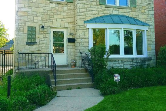 3 bed 3 bath Single Family at 1530 ASHLAND AVE RIVER FOREST, IL, 60305 is for sale at 550k - google static map