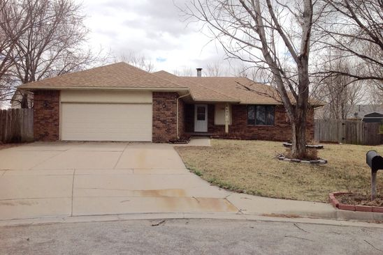 3 bed 3 bath Single Family at 8627 E Cherry Creek Ct Wichita, KS, 67207 is for sale at 170k - google static map