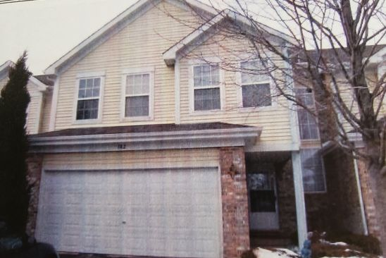 3 bed 3 bath Condo at 182 Cheviot Ct Roselle, IL, 60172 is for sale at 195k - google static map