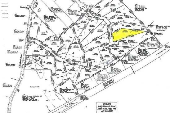 null bed null bath Vacant Land at 18 Twin Oak Rd Wiscasset, ME, 04578 is for sale at 10k - google static map