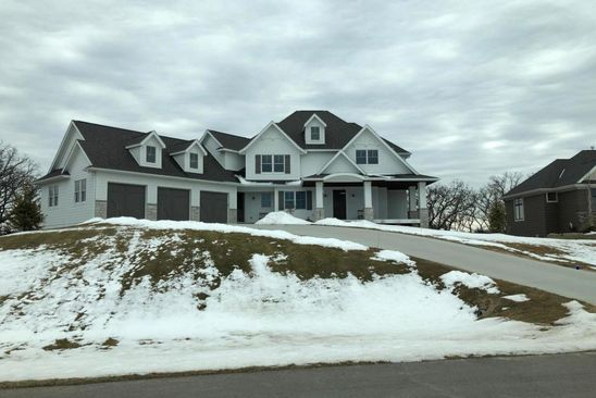 5 bed 5 bath Single Family at 3396 Hidden Creek Ln NE Rochester, MN, 55906 is for sale at 1.16m - google static map