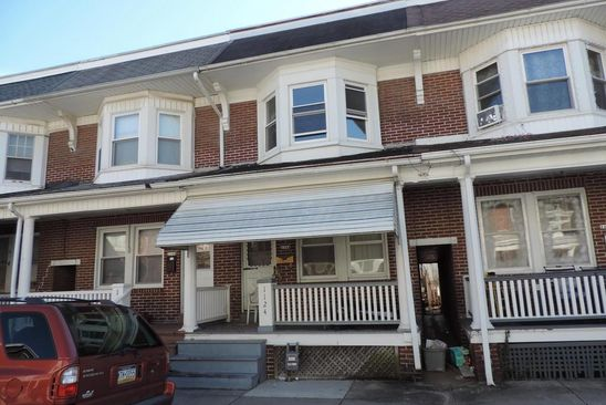 3 bed 2 bath Single Family at 1124 W POPLAR ST YORK, PA, 17404 is for sale at 60k - google static map