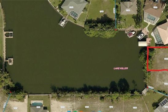 null bed null bath Vacant Land at 3112 SW 17TH AVE CAPE CORAL, FL, 33914 is for sale at 125k - google static map