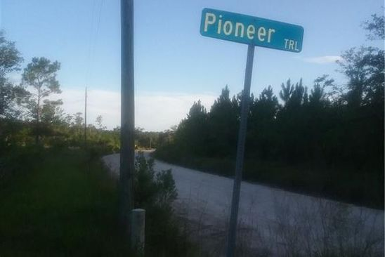 null bed null bath Vacant Land at  PIONEER TRL HILLIARD, FL, 32046 is for sale at 238k - google static map