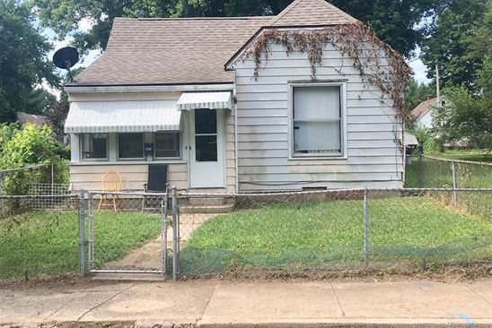 2 bed 1 bath Single Family at 641 FAIRHOLM AVE PEORIA, IL, 61603 is for sale at 19k - google static map