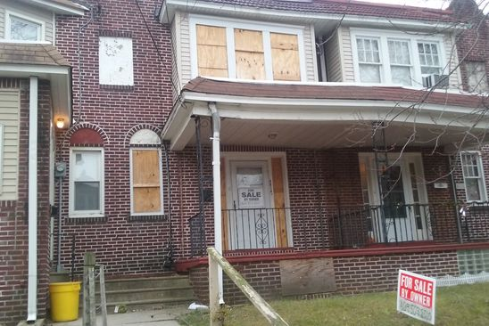 3 bed 1 bath Townhouse at 4614 HIGHLAND AVE PENNSAUKEN, NJ, 08110 is for sale at 43k - google static map