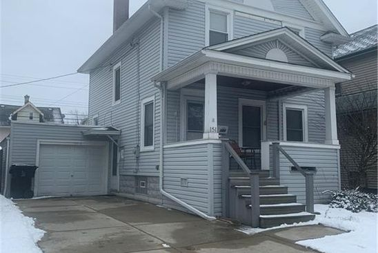 2 bed 1 bath Single Family at 151 Euclid Ave Kenmore, NY, 14217 is for sale at 120k - google static map