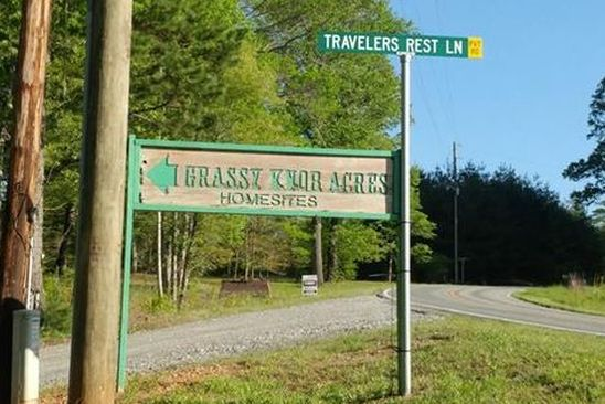 null bed null bath Vacant Land at  Travelers Rest Ln Rutherfordton, NC, 28139 is for sale at 6k - google static map