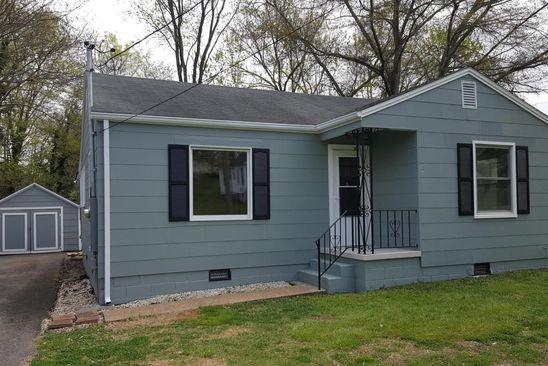 2 bed 1 bath Single Family at 1610 E Ridge Ave Chattanooga, TN, 37412 is for sale at 115k - google static map