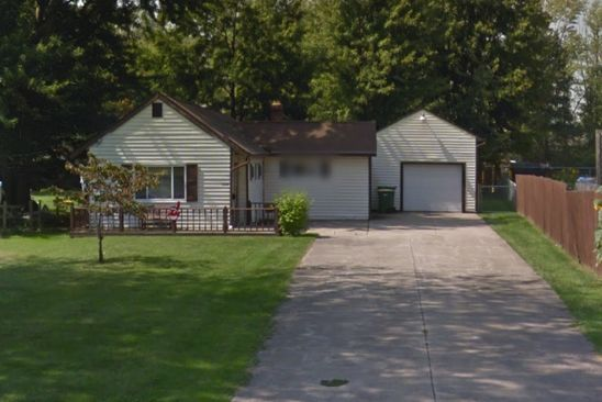 1 bed 1 bath Single Family at 722 LIBERTY ST PAINESVILLE, OH, 44077 is for sale at 73k - google static map