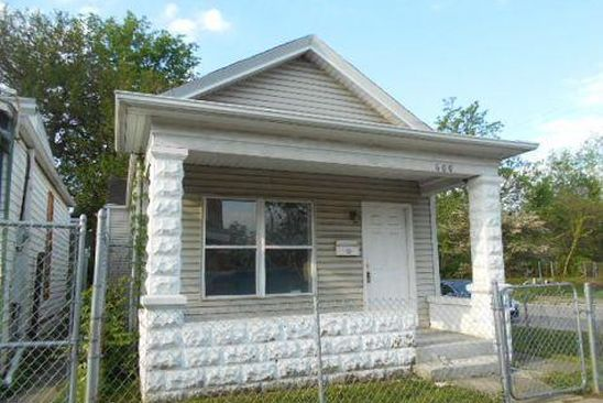 3 bed 1 bath Single Family at 600 E KENTUCKY ST LOUISVILLE, KY, 40203 is for sale at 120k - google static map