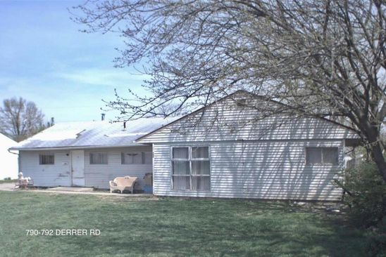 0 bed null bath Multi Family at 790 Derrer Rd Columbus, OH, 43204 is for sale at 135k - google static map
