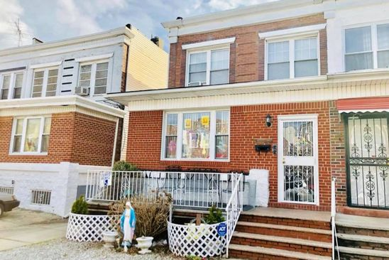 4 bed 2.5 bath Single Family at 2138 64TH ST BROOKLYN, NY, 11204 is for sale at 1.22m - google static map