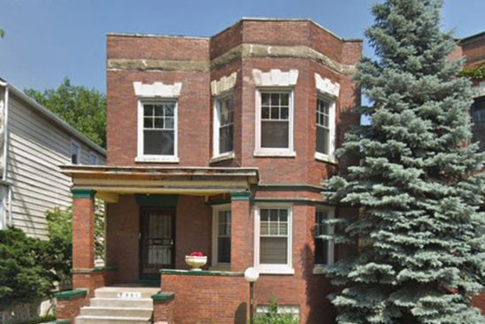 4 bed 2 bath Multi Family at 7051 S Eberhart Ave Chicago, IL, 60637 is for sale at 240k - google static map