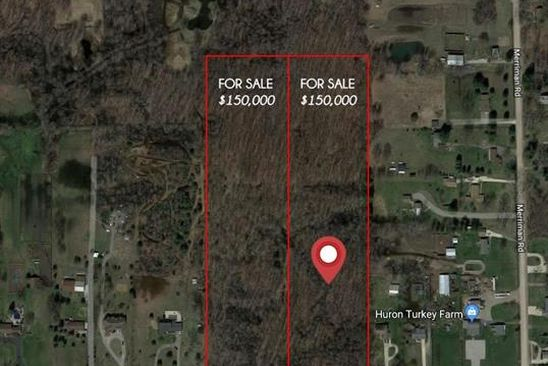 null bed null bath Vacant Land at 1 Sibley Rd New Boston, MI, 48164 is for sale at 150k - google static map