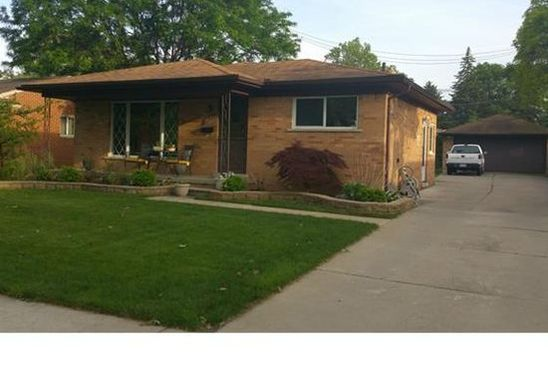3 bed 2 bath Single Family at 26823 RICHARDSON ST DEARBORN HEIGHTS, MI, 48127 is for sale at 210k - google static map