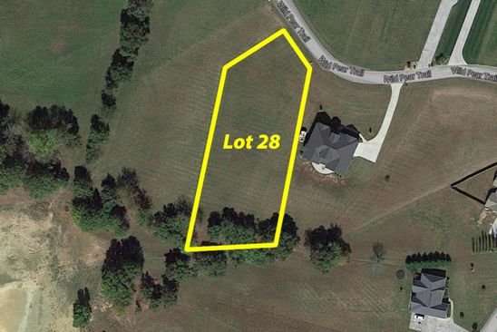 null bed null bath Vacant Land at 0 Wild Pear Tr Dandridge, TN, 37725 is for sale at 70k - google static map