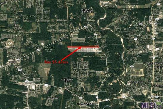null bed null bath Vacant Land at 21731 GREENWELL SPRINGS RD GREENWELL SPRINGS, LA, 70739 is for sale at 275k - google static map