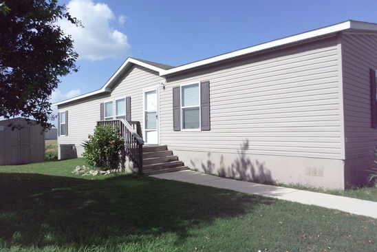 4 bed 2 bath Mobile / Manufactured at 121 DOVE CREST LOOP NEW BRAUNFELS, TX, 78130 is for sale at 67k - google static map