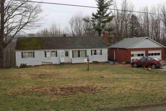 3 bed 2 bath Single Family at 278 Golf Course Rd Richford, VT, 05476 is for sale at 129k - google static map