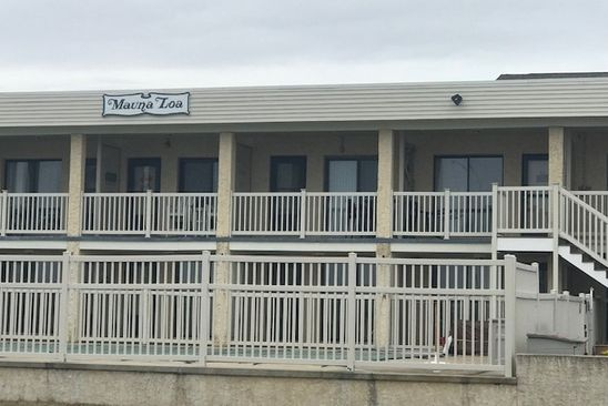 1 bed 1 bath Condo at 1100 Kennedy Dr North Wildwood, NJ, 08260 is for sale at 199k - google static map