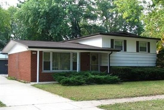 3 bed 2 bath Single Family at Undisclosed Address GLENWOOD, IL, 60425 is for sale at 134k - google static map