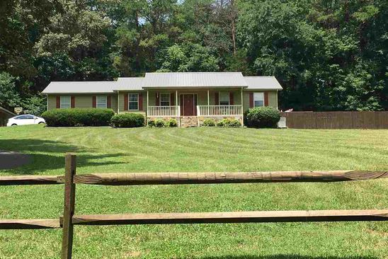 3 bed 2 bath Single Family at 121 COUNTY ROAD 137 RICEVILLE, TN, 37370 is for sale at 160k - google static map