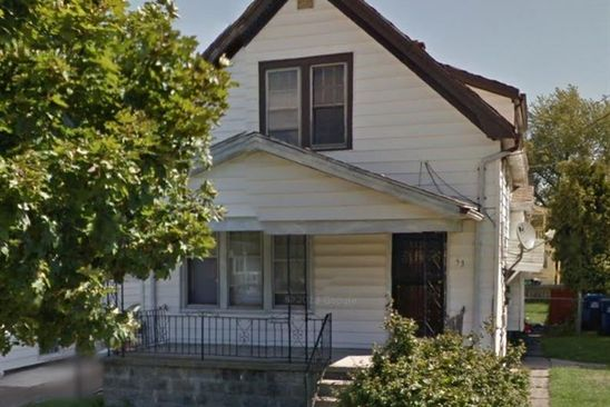 5 bed 2 bath Multi Family at 53 FISHER ST BUFFALO, NY, 14215 is for sale at 60k - google static map