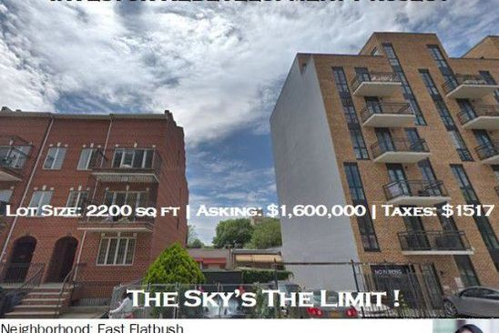 0 bed 1 bath Single Family at 502 Lefferts Ave Brooklyn, NY, 11225 is for sale at 1.60m - google static map
