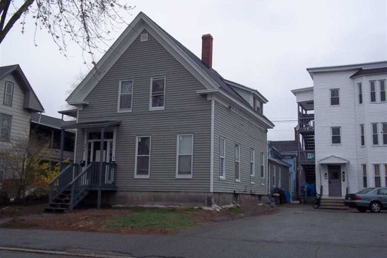 9 bed 5 bath Single Family at 304-306 Manchester St Manchester, NH, 03103 is for sale at 330k - google static map