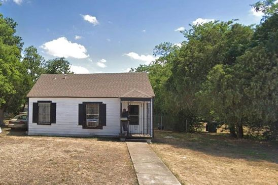 2 bed 1 bath Single Family at 4802 COWAN AVE DALLAS, TX, 75209 is for sale at 245k - google static map