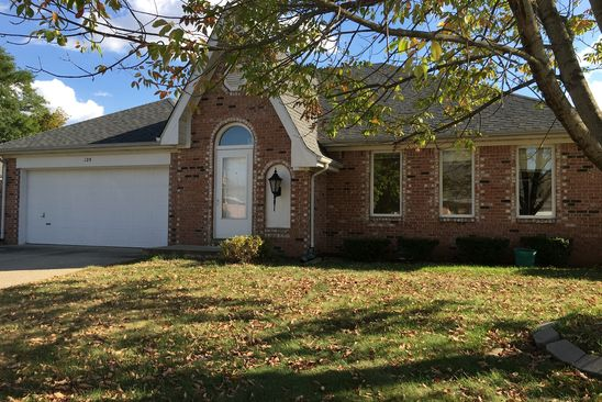 2 bed 2 bath Condo at 129 Dover Blvd S Brownsburg, IN, 46112 is for sale at 160k - google static map