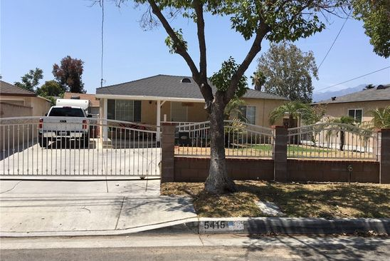 3 bed 1 bath Single Family at 5415 DURFEE AVE EL MONTE, CA, 91732 is for sale at 525k - google static map