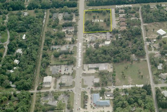 null bed null bath Vacant Land at 1240 S Wickham Rd West Melbourne, FL, 32904 is for sale at 900k - google static map