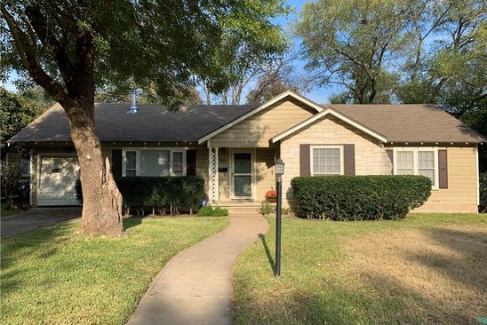 3 bed 1 bath Single Family at 309 N 40TH ST WACO, TX, 76710 is for sale at 145k - google static map