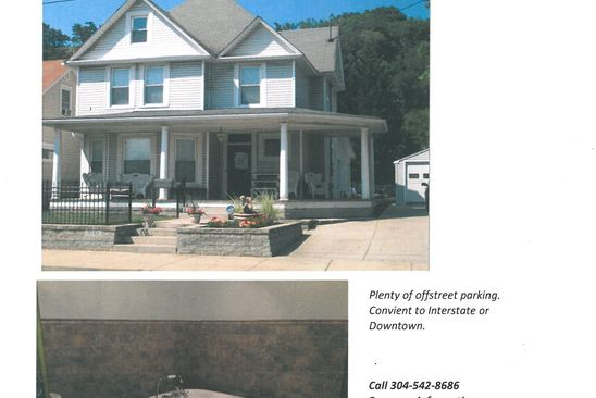 3 bed 3 bath Single Family at 1313 BIGLEY AVE CHARLESTON, WV, 25302 is for sale at 175k - google static map