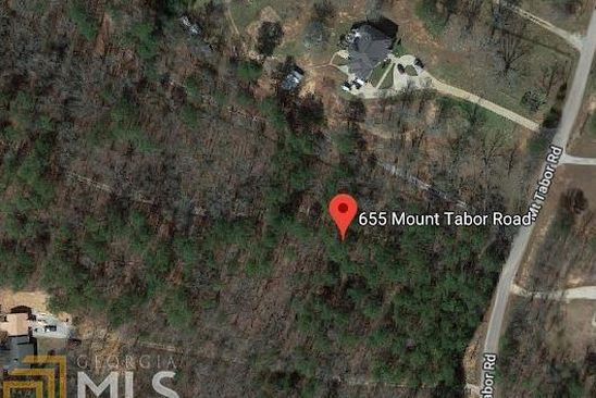 null bed null bath Vacant Land at 655 Mount Tabor Rd Oxford, GA, 30054 is for sale at 50k - google static map