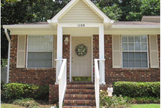 2 bed 2 bath Townhouse at 1109 COPPER CREEK CT TALLAHASSEE, FL, 32311 is for sale at 115k - google static map