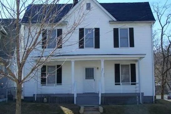 4 bed 3 bath Single Family at 601 HIGHLAND AVE SW ROANOKE, VA, 24016 is for sale at 55k - google static map
