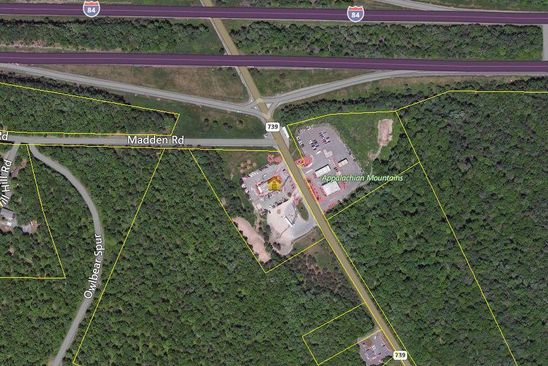 0 bed null bath Vacant Land at  Route 739 Lords Valley, PA, 18428 is for sale at 150k - google static map