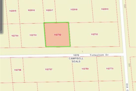 null bed null bath Vacant Land at 999 Tottenham Gordonville, TX, 76245 is for sale at 6k - google static map