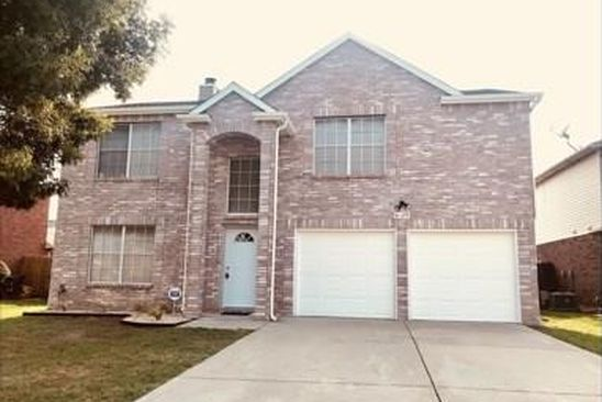 4 bed 3 bath Single Family at 8129 FLOWERTREE DR FORT WORTH, TX, 76137 is for sale at 230k - google static map