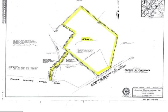 null bed null bath Vacant Land at 5127 Clark Canning House Rd Federalsburg, MD, 21632 is for sale at 115k - google static map