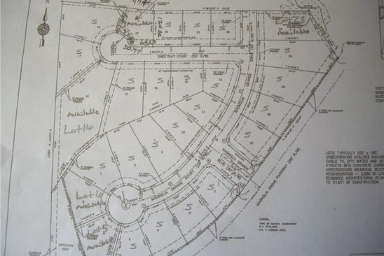 null bed null bath Vacant Land at 6 Magnolia Grande Ct Mobile, AL, 36618 is for sale at 18k - google static map