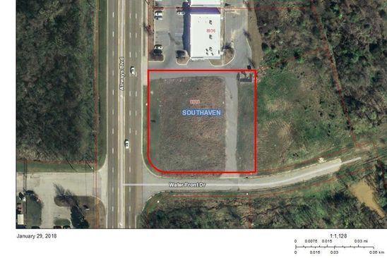 null bed null bath Vacant Land at 8926 Airways Blvd Southaven, MS, 38671 is for sale at 125k - google static map