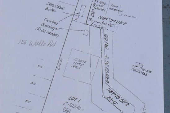 null bed null bath Vacant Land at 186 WALDO RD PASADENA, MD, 21122 is for sale at 235k - google static map
