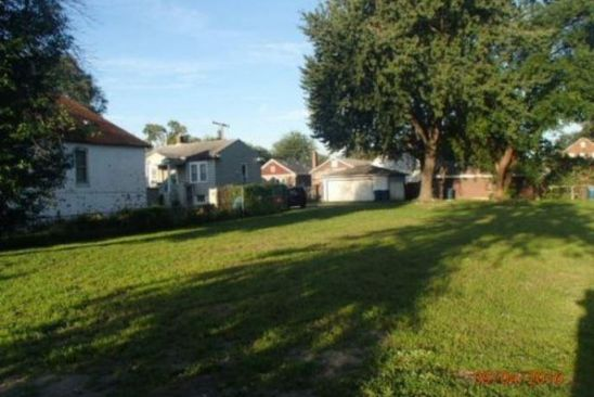 4 bed 1 bath Vacant Land at 616 DOUGLAS AVE CALUMET CITY, IL, 60409 is for sale at 2k - google static map