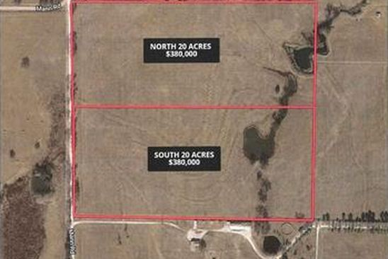 null bed null bath Vacant Land at 20AC S Mann Rd Valley View, TX, 76272 is for sale at 380k - google static map